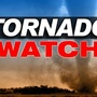 Tornado watch issued in 4 southern and Plains states