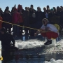 Dozens take the Polar Plunge to benefit Special Olympics