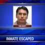 Police looking for an escaped inmate in the Wahoo area