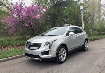 2017 Cadillac XT5: Cadillac kicks off its next-gen crossovers