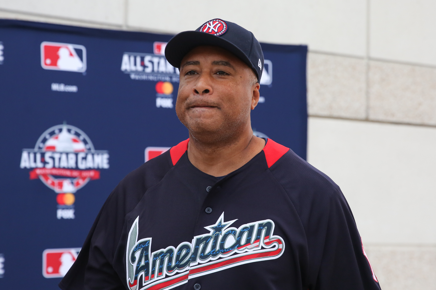 <p>Bernie Williams, Five-time MLB All-Star.{&nbsp;} (Amanda Andrade-Rhoades/DC Refined)</p>