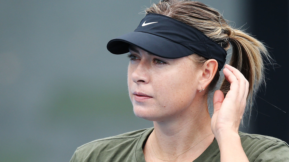 Unstrung: Maria Sharapova's Return to the Australian Open