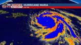 Mike Linden's Forecast | Category 5 Maria approaches Puerto Rico