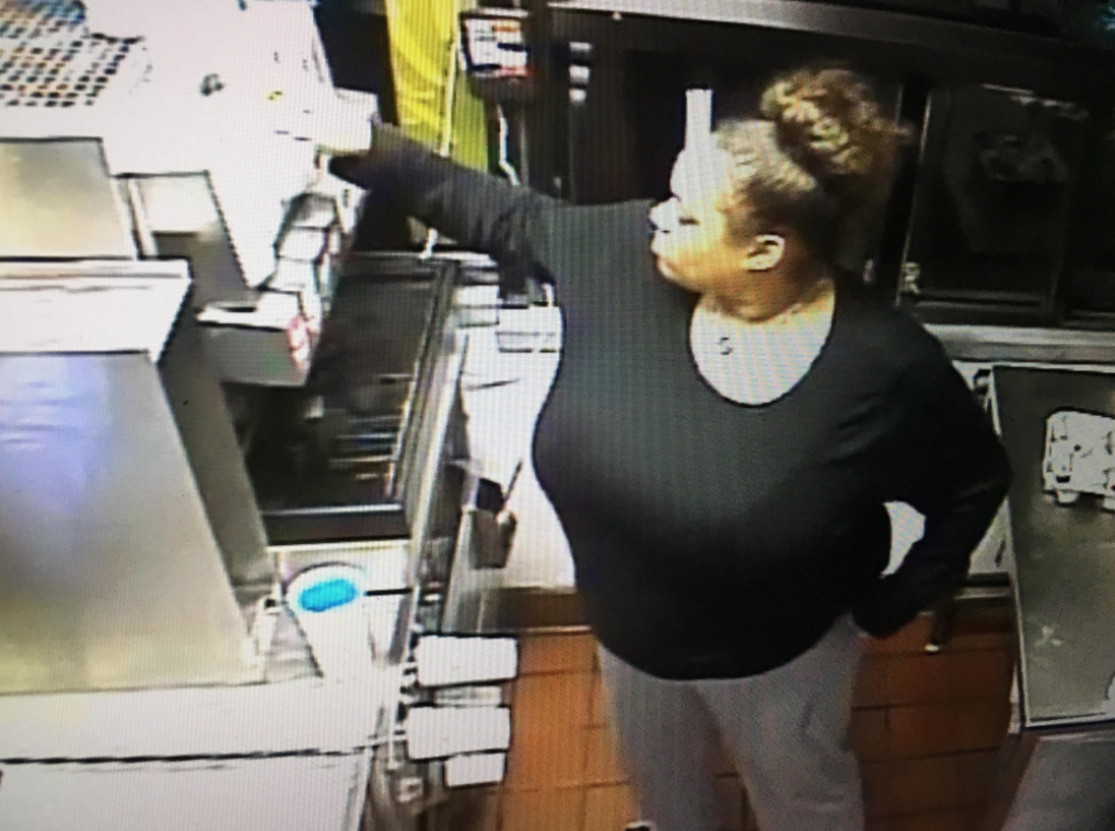 Woman who robbed Md. McDonald's drive-thru said to have 'drinking problem.' (ABC7)