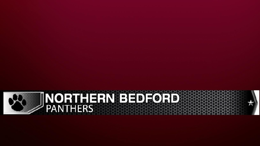 Northern Bedford Panthers 2016 Football Schedule