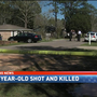 Neighbor says she tried to help after 1-year-old boy was shot
