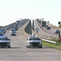 West bound lanes on the Wando Bridge reopen