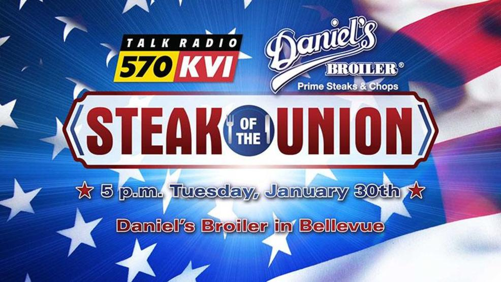 "ICYMI--KVI's ""Steak Of The Union"" post speech analysis"