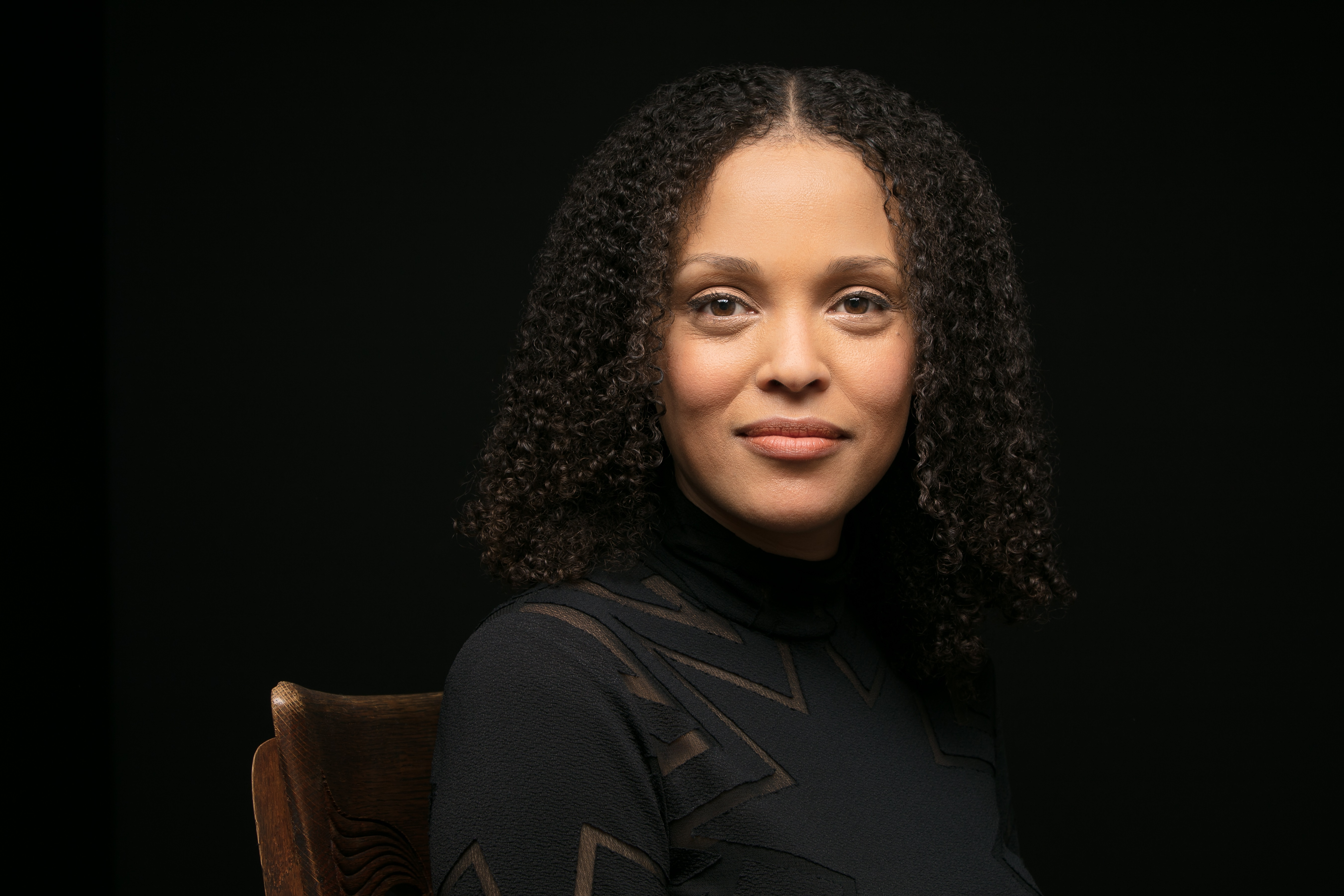 "The first woman to win the National Book Award twice (in 2011 for ""Salvage the Bones"" and last year for ""Sing, Unburied, Sing""), Jesmyn Ward, will be in D.C. Wednesday May 9 to discuss her latest work with Aminatta Forna from Georgetown University.{ } (Image: Beowulf Sheehan){ }"
