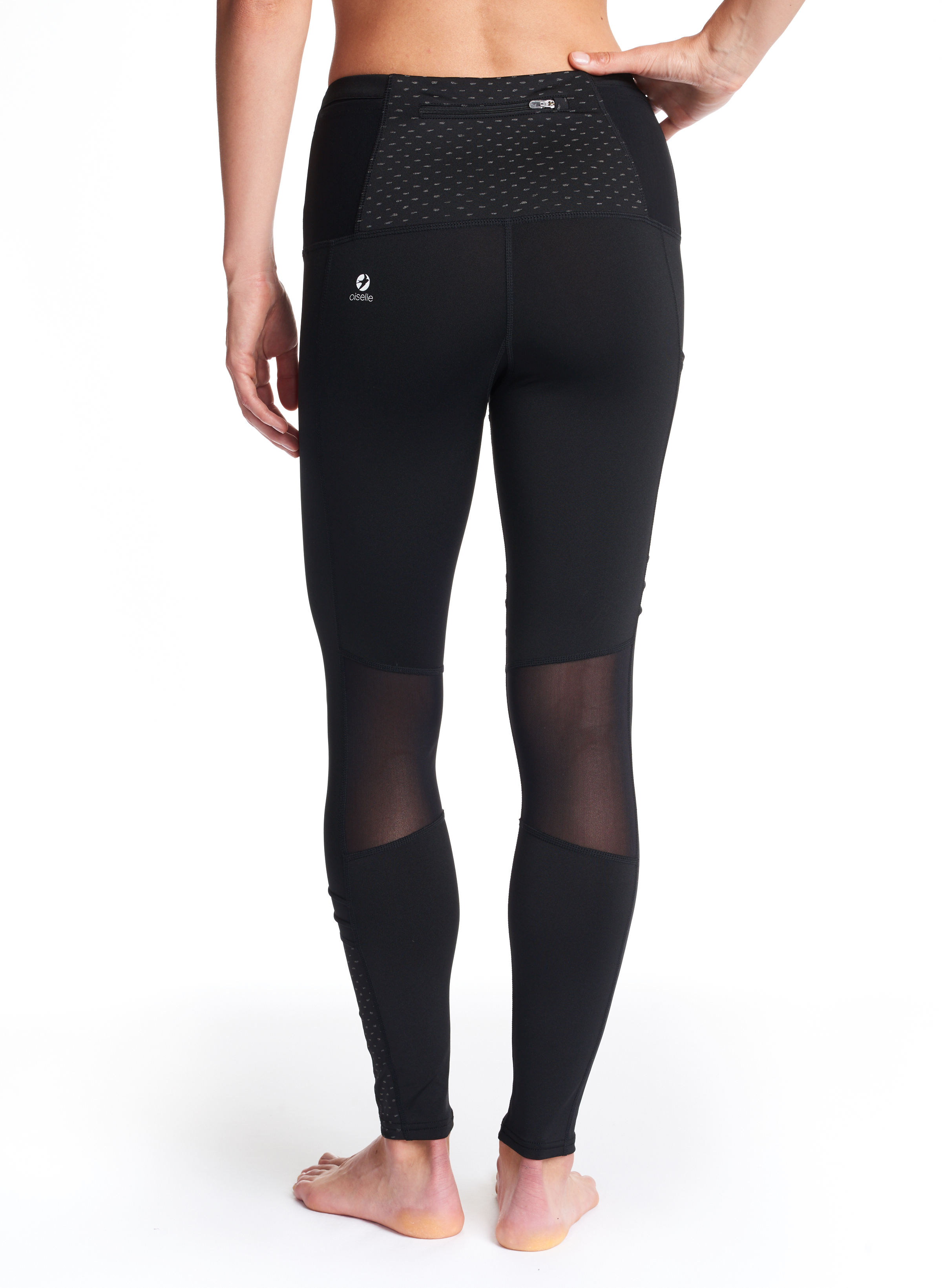 Oiselle Pocket Jogger Tights // Price: $88 // (Image: Oiselle)<p></p>