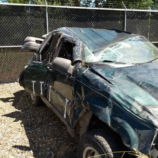 The cause of the crash is currently investigation and charges are pending according to troopers. Drugs or alcohol may have been involved in the crash as well according to WSP.                  Photos: WSP trooper Brian Moore