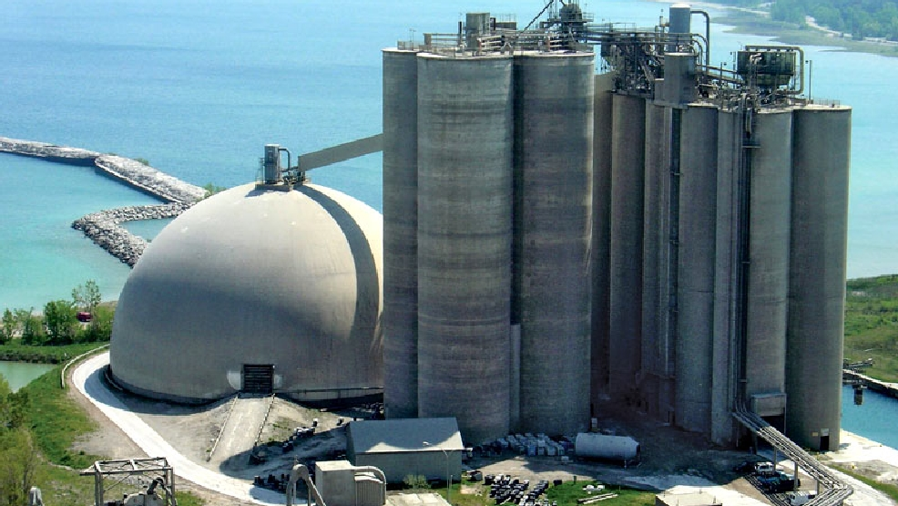 Huge Cement Plant : St marys cement plant to get m expansion wpbn
