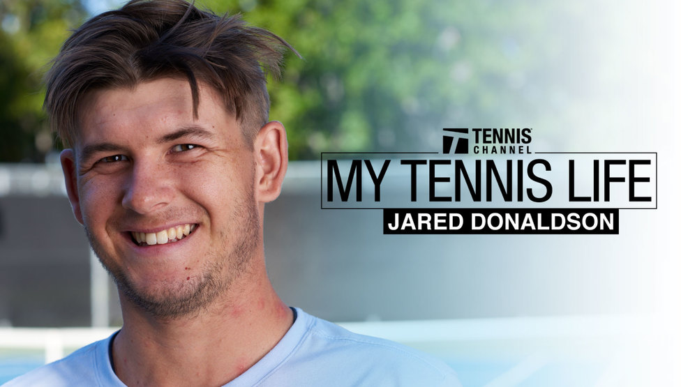 "My Tennis Life: Jared Donaldson Episode 1 ""It All Starts Here"""