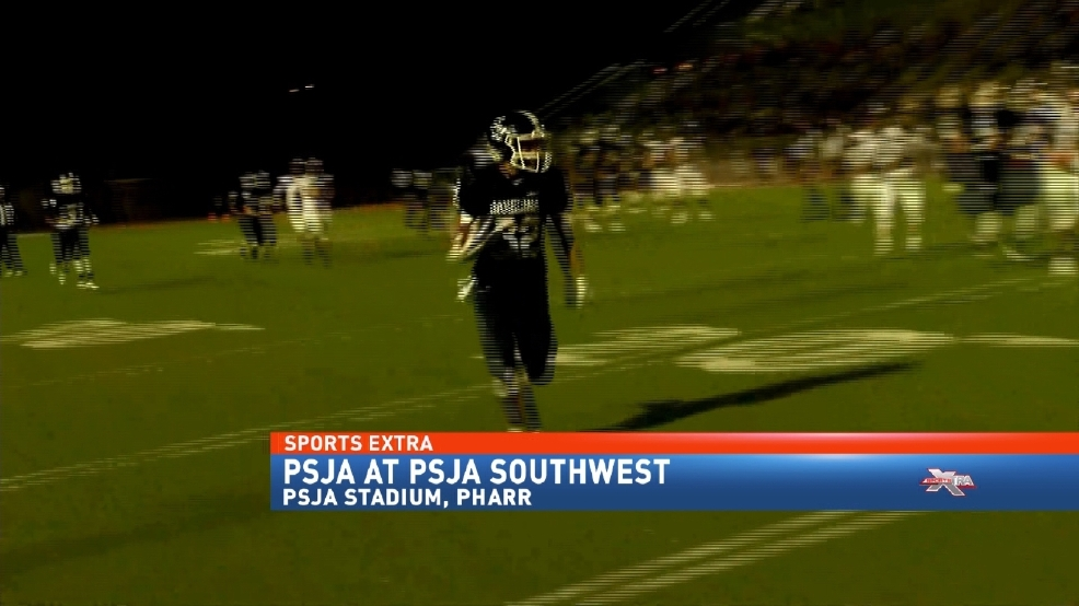 PSJA Southwest Uses Power Game To Edge PSJA