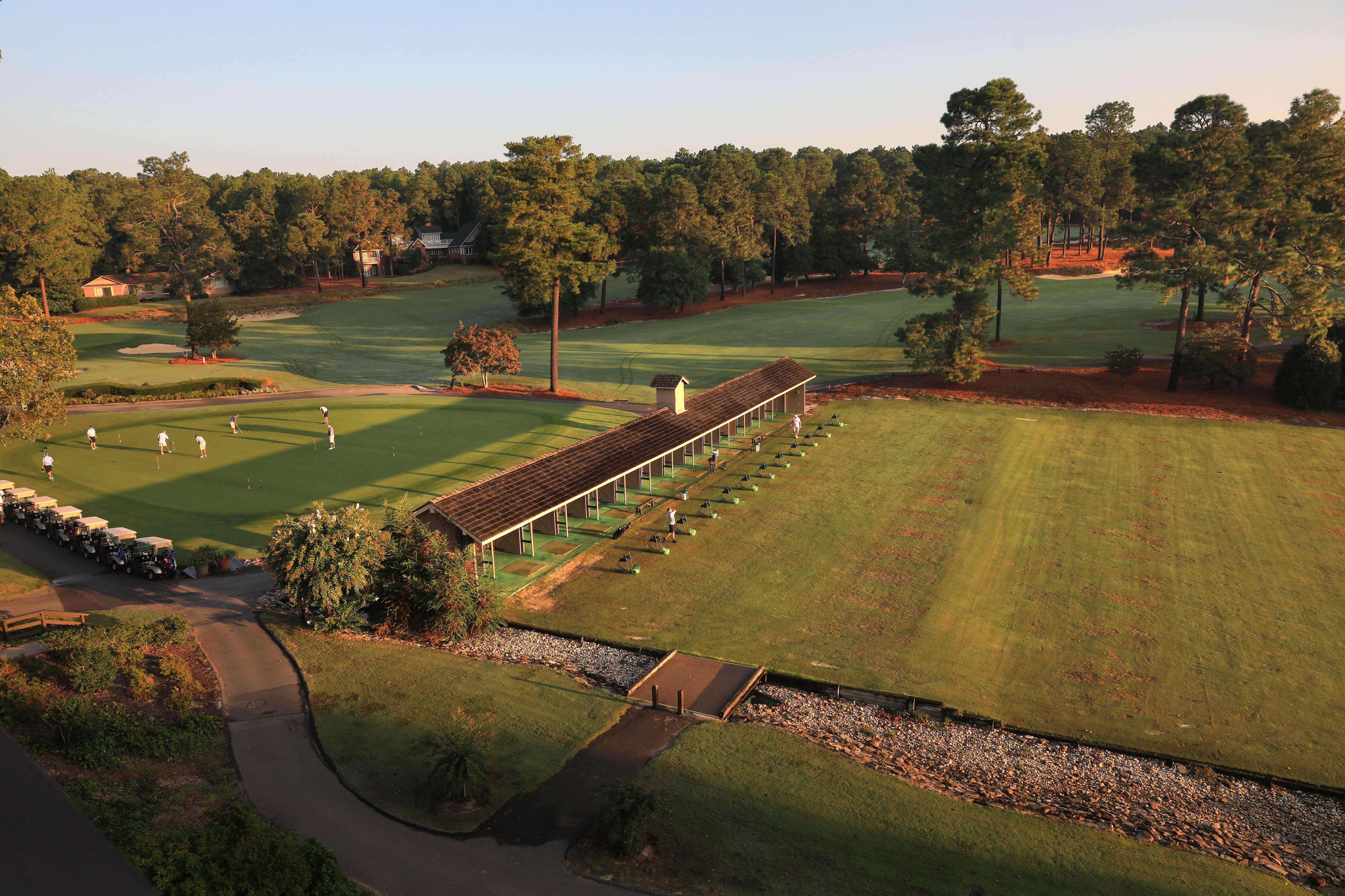 Pine Needles will hold the 2019 U.S. Senior Women's Open in May. (Image: Courtesy Pine Needles Resort)