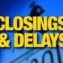 School closures, delays for Friday, Feb. 9