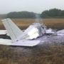 Police: 1 person dead after Va. plane crashes shortly after takeoff