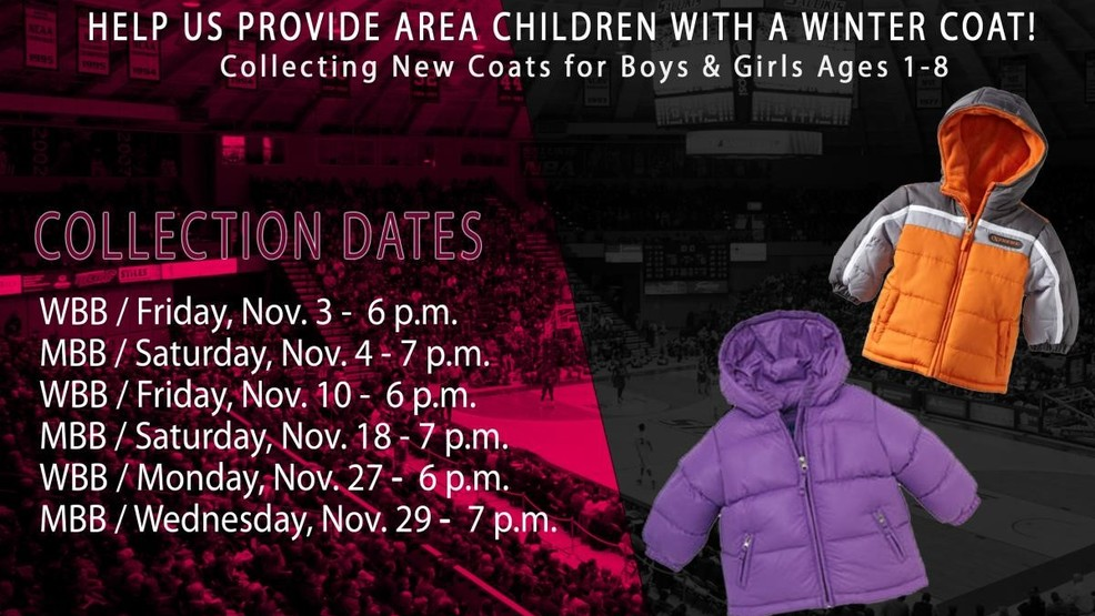 Carbondale and Salukis collect coats for kids.jpg