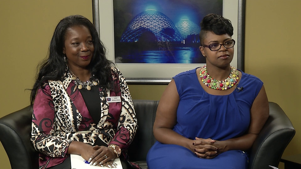 Dr. Arronica Williams, Milwaukee Health Services, Inc. & Jennifer Washington-McMurray, American Cancer Society.png
