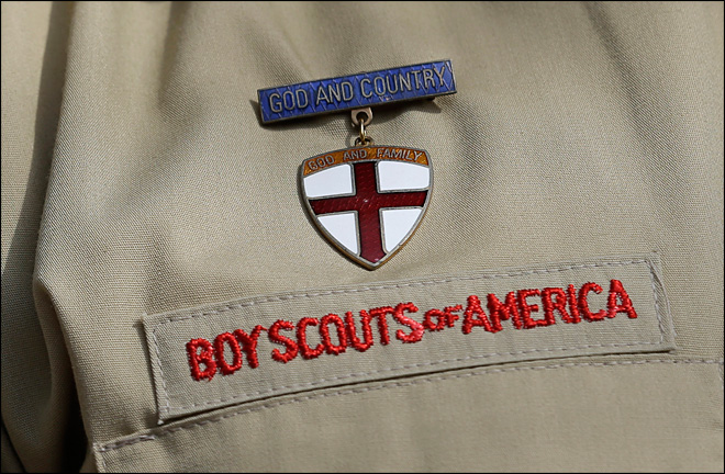 Beginning in 2018, LDS Church will no longer participate in older Boy Scout programs (Photo: MGN Online)