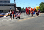 The CommUNITY Parade was held in Reno on Saturday, July 23, 2016. (Sinclair Broadcast Group)