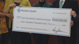 Premier Health donates $400,000 to help build community grocery in Dayton