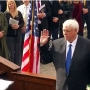 Jim Justice sworn in as West Virginia's new governor, vows to lead state forward