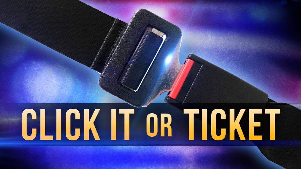 """How To Beat A Speeding Ticket >> Police reveal """"Click It or Ticket"""" results 