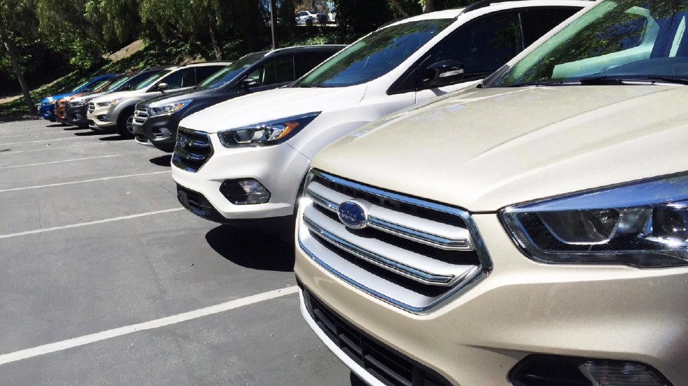 2017 Ford Escape: Where high-tech meets affordable [First Look] | KMEG