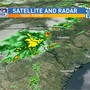 Severe storms rolling through Midlands