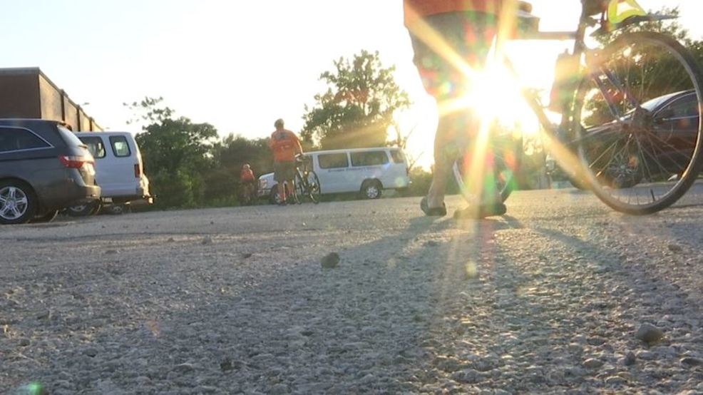 3k In Miles >> 20 Cyclists Travel Over 3k Miles Cross Country To Help Families In