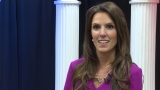 Taya Kyle, wife of American Sniper Chris Kyle, speaks to sold-out Women's Power Lunch
