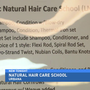 Natural hair care school opens in Urbana
