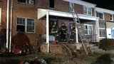 Mother and 4 year old child dead in fire; 5 year old critical