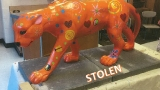 Alma Police need help locating missing statue