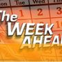 The Week Ahead, January 21, 2018