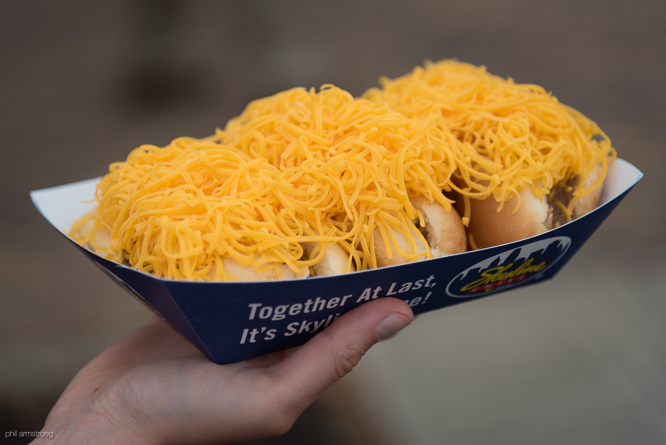 Skyline Chili / Image: Phil Armstrong, Cincinnati Refined // Published: 8.15.17