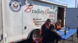 Bradley County EMA holds emergency drill at Olin plant, near Wacker plant Friday morning