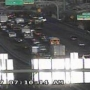 Rollover crash creates heavy traffic on I-10 near Piedras