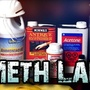 Police: 3 charged after meth lab discovered in Bellefonte