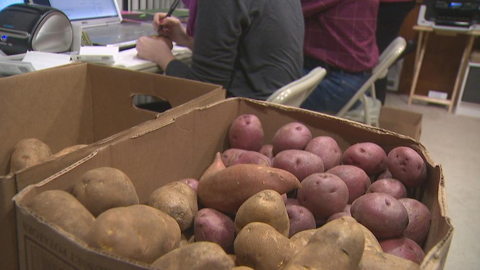 Potato farmers scrambling after long winter delays planting