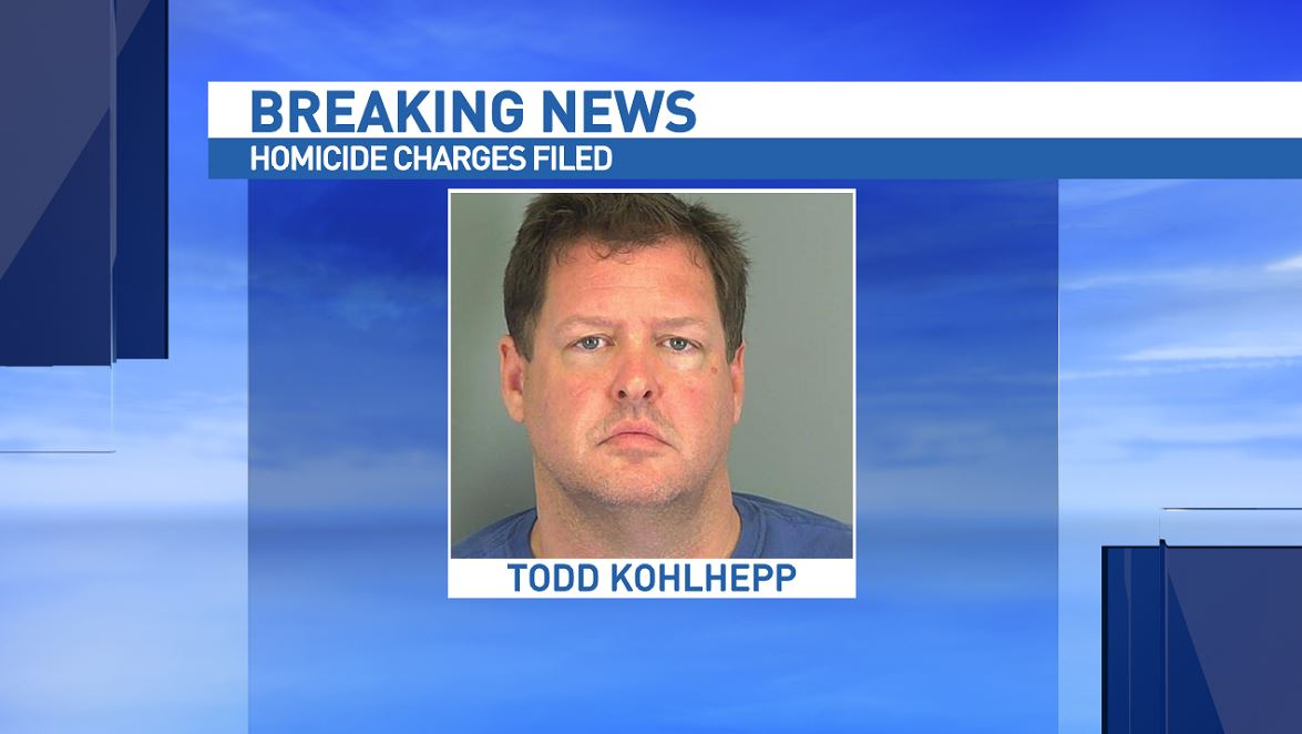 Violent crimes investigators have now charged suspected killer Todd Kohlhepp with the murders of three people found buried on his property in Spartanburg County. (Photo credit: Spartanburg County Sheriff's Office)