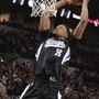 Rudy Gay happy to be with Spurs, talks Achilles injury