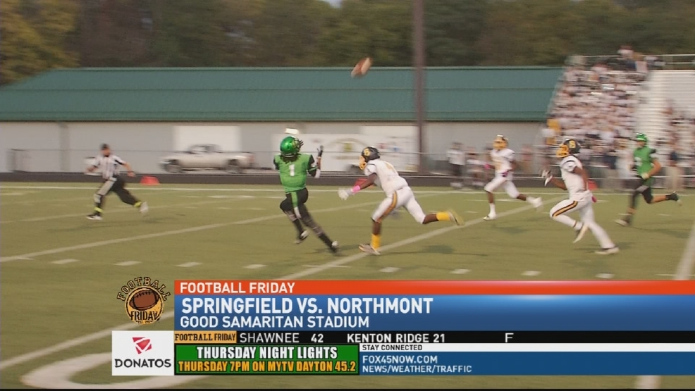 Springfield holds off Northmont for 35-29 win