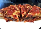 Meatlovers Pizza Burger, Timber Rattlers