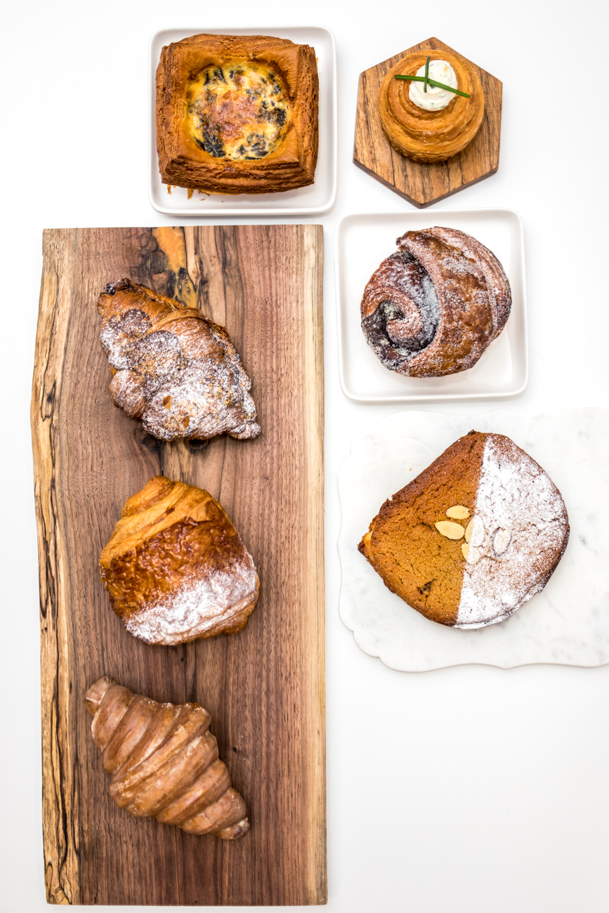 <p>The Ultimate Brunch Pastry Box from the Holiday Market menu/ Image: Catherine Viox{&nbsp;}// Published: 12.23.20  </p>