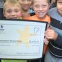 GIPS Foundation surprise teachers and students with grant money