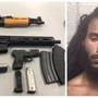 Danville Police charge three after seizing guns and drugs
