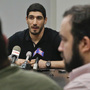Death threats may prompt NBA's Kanter to become U.S. citizen