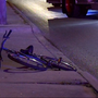 Police search for hit-and-run driver who left injured bicyclist on roadway